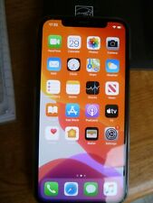 Apple i Phone X 256Gb Unlocked.