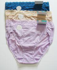 Briefs Hi Cuts Panties For Women S Striped Vanity Fair