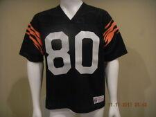 Vintage Cincinnati Bengals Jersey Chris Collinsworth LOGO ATHLETIC #80 M VTG NFL