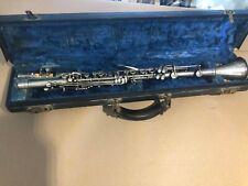 CG CONN 514-N Vintage Metal Clarinet w/ Case RARE