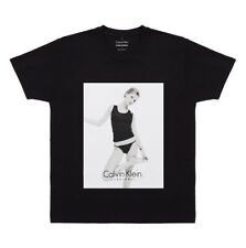 NEW Calvin Klein x Opening Ceremony x Kate Moss Black T Shirt Men's M supreme