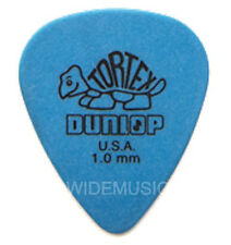 Dunlop TORTEX Guitar Picks / Plectrums 1.00mm - Pack of 12 Picks