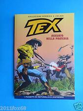 tex n. 82 collezione storica a colori agguato nella prateria fumetti repubblica