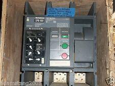 Westinghouse Pow-R-Breaker Spb100 1600 Amp Trip Lsig Air Circuit Breaker