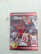 Michael Jordan 15000 point club sp classic  92/93 Rare Vintage