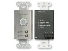RDL DS-RCX2 Room Control for RCX-5C Room Combiner/Decora Stainless