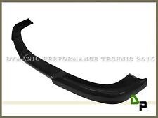 V Style Carbon Fiber Front Bumper Lip For 11-13 Merecedes-Benz W212 E63AMG Only