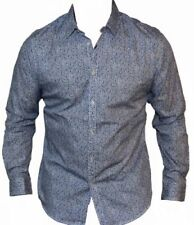 Ben Sherman Long Sleeve Floral Casual Shirts for Men