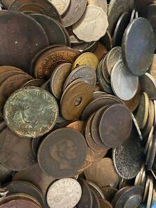 Bulk World Kiloware Coins - CHOOSE YOUR WEIGHT!