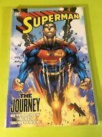 Superman the Journey DC $15 Graphic Novel TPB Comic Book Mark Verheiden