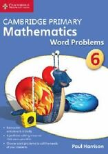 Cambridge Primary Mathematics Stage 6 Word Problems Dvd-Rom (apex Maths): By ...