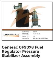 Generac Power Systems Assy Pressure Stabilizer Reg 0F9078