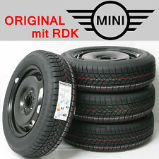 """15"""" Original RDK Mini Winterräder 175/65 Firestone Mini Cabrio F56 F57 - AKTION"""