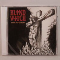 BLIND WITCH - Burn Witch Burn (CD 2014 R.I.P. Records) NEW SEALED