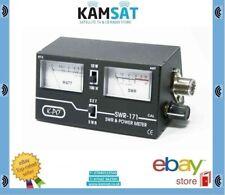 CB RADIO ANTENNA SWR POWER METER K-PO 171 10-100W 50OHMS