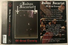 Judas Iscariot - Of Great Eternity - CASSETTE TAPE - Black Metal - NEW COPY