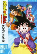 DRAGON BALL - CURSE OF THE BLOOD RUBIES NEW DVD