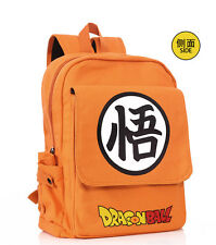 Dragonball Z ANIME MANGA Rucksacke Sac Back Pack 42x32x17m Toile Neuf