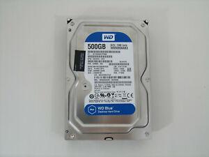 Western Digital WD5000AAKX 500GB SATA Hard Drive