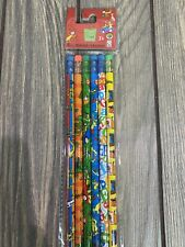 Dr. Seuss Pencils 6 pack Green Eggs And Ham School Supplies Party Favors NEW