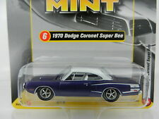 2017 RC 1:64  RACING CHAMPIONS MINT 1C = PURPLE 1970 Dodge Super Bee *NIP*