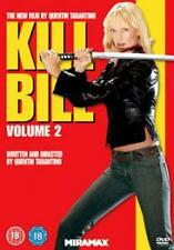 KILL BILL - VOLUME 2 - DVD - REGION 2 UK