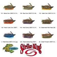 Strike King Jig (DBSTJ12) Denny Brauer Structure 1/2oz Lure Pick Any 9 Colors