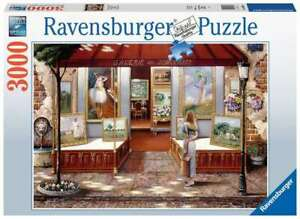 Ravensburger - Gallery of Fine Art 3000 Pieces Jigsaw Puzzle