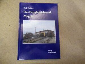 Das Bahnbetriebswerk Mügeln Bw DR DDR Schmalspur Schmalspurbahn 750mm Spurweite