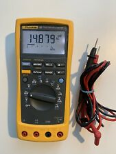 Fluke 187 True RMS Multimeter - Leads Included