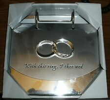 Small Silver Wedding Photo Album