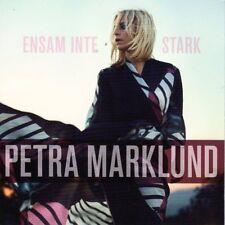 CD Petra Marklund - Ensam Inte Stark - schwedisch Schweden 2015 neu new
