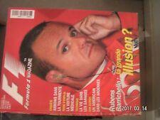 ** Formule 1 Magazine n°15 Barrichello / Ayrton Senna / Dan Gurney