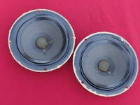 "Excellent Goodmans  5""  woofer pair ,"