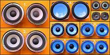 Assorted PANASONIC PIONEER & SAMCO 6 - 6.5 inch Speakers