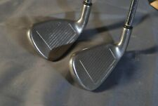 Callaway Golf Steel Head Irons / 7 and 9 Irons / Steel Rifle Shafts / RH