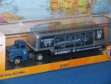 Chevrolet Spartan LCF 1958 Truck Gasket trailer m2 Machines 1/64