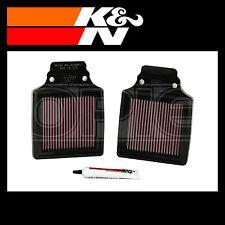 K & n Filtro De Aire Motocicleta Filtro De Aire Para Kawasaki Zx12r Ninja | Ka - 1299 - 1