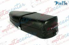 Selle Noir Piaggio Vespa Px 125 150 200 1a Série Chassis Fer avec Ressorts