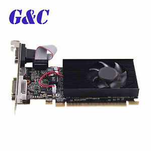 Graphics Card For GT730 2GB 64Bit GDDR3 PCIE GT 730 Game Video Card