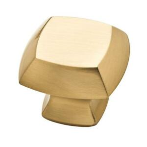 "P29530C-CZ   1 1/4"" Mandara Cabinet Drawer Knob Champagne Bronze"