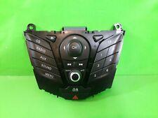 FORD FIESTA MK7 RADIO CD CONTROL SWITCH FASCIA PANEL AV1T18K811CC 2013-2017