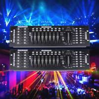 192 Channels DMX 512 Controller Console Operator for Stage Light Party DJ Disco