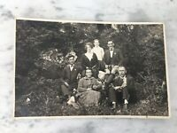 VECCHIA FOTOGRAFIA OLD PHOTOGRAPH