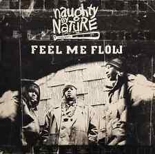 """Naughty por naturaleza flujo de sensación-me (12"""") (G-en muy buena condición/G +)"""