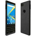 Skinomi TechSkin Brushed Steel & Screen Protector for Blackberry KEY2