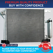 CONDENSER AIR CON RADIATOR TO FIT NISSAN JUKE F15 NISSAN PULSAR C13 DIG-T dCi