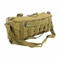 US Tactical Multi-Purpose Large Capacity Waist Pack Molle Pouch Hiking Bag