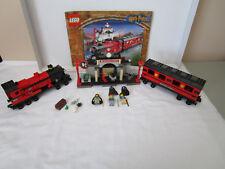 Lego Harry Potter 4708 HOGWARTS EXPRESS TRAIN COMPLETE INSTRUCTIONS LITTLE ROUGH