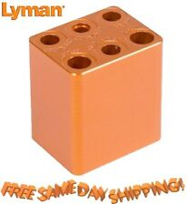 Lyman SMALL RIFLE Ammo Checker 300 AAC 7.62x39  22Hornet .223 22-250 204 7833001